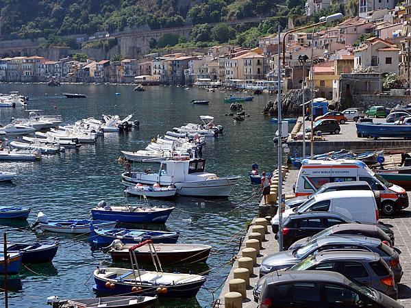 Fishing village of Scilla