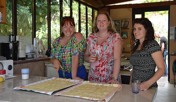 Gustando Gastronomical Experience Conte Ruggiero School Italian language courses