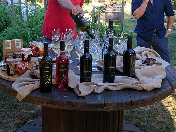 Calabrian wine