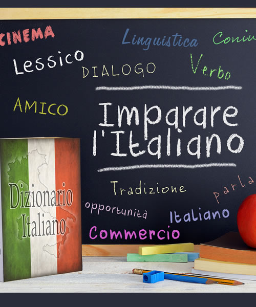 How to learn Italian in Calabria